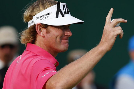 Brandt Snedeker of the US (Reuters file)
