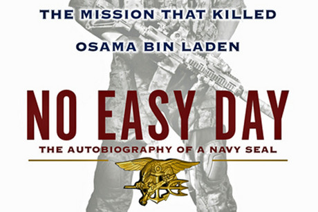 The Pentagon says 'No Easy Day' contains classified information