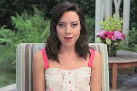 Aubrey Plaza in the trailer for The To Do List