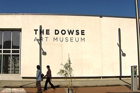 The Dowse Art Museum in Lower Hutt