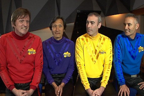 The Wiggles will perform in Wellington on Saturday