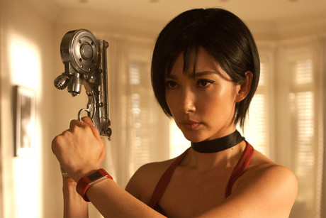 Li Bingbing as Ada Wong in Resident Evil: Retribution