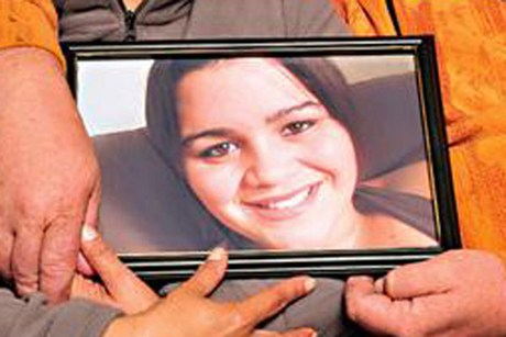 Hayley-Ann Fenton took her life after being threatened by Tiumalu's wife  (file)
