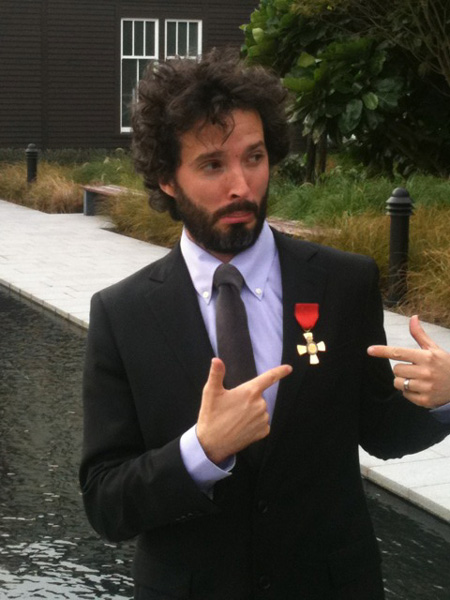 Bret McKenzie honoured in New Zealand