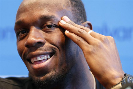 Bolt is determined to finish the season on a high note (Reuters)