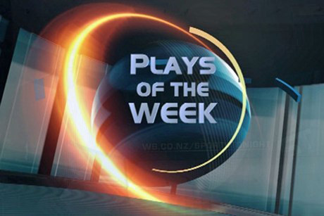It's Sports Tonight's Plays of the Week