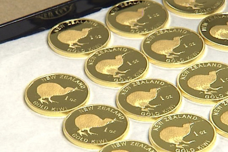 New Zealand Mint says business is booming