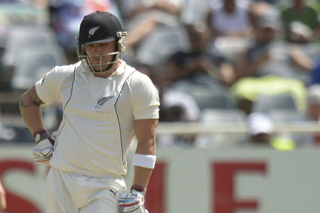 BlackCaps captain Brendon McCullum (Photosport)