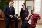 30 Rock is broadcast on FOUR in New Zealand