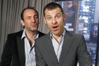 Matt Stone and Trey Parker (Reuters)