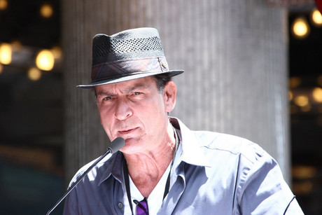 Charlie Sheen (AAP)