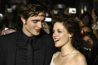 Robert Pattinson and Kristen Stewart (Reuters)