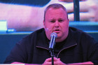 Kim Dotcom launches Mega (Photo: Dylan Moran)
