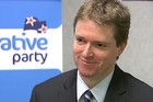 Conservative Party leader Colin Craig (file)
