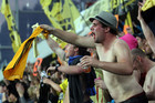 Wellington Phoenix fans (Photosport)
