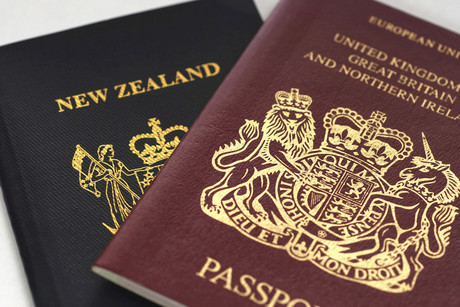 Some visa applications were sent 10 years ago (file)
