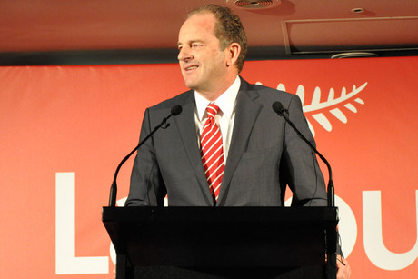 Labour Party leader David Shearer (AAP file)