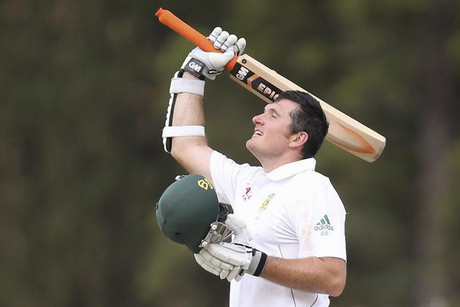 South Africa's Graeme Smith (Reuters file)