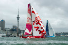 Auckland, a world renowned sailing capital, returned to the race route last year (photosport)