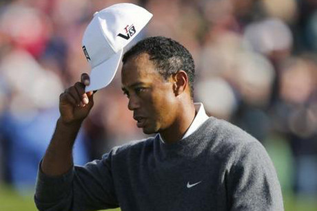Tiger Woods (file pic)