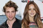 Robert Pattinson; Jennifer Lawrence (Photos: Reuters)