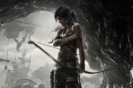 The new-look Lara Croft in Square Enix' upcoming Tomb Raider