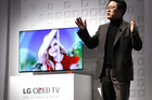 Skott Ahn, chief technology officer of LG Electronics (Reuters)