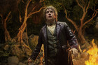 Martin Freeman as Bilbo Baggins in The Hobbit: An Unexpected Journey