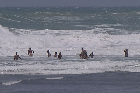 Swimmers are being urged to take more care in the water