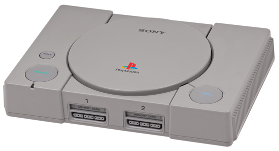 The Sony PlayStation