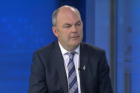 Minister of Economic Development, and the minister in charge of fixing Novopay, Steven Joyce