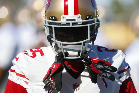 San Francisco 49ers cornerback Tarell Brown prepares for the big game (Reuters)