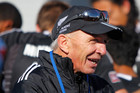 All Blacks Sevens Head Coach Gordon Tietjens (photosport)