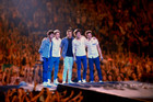 Still from One Direction in 3D
