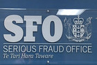 The Serious Fraud Office has been looking into the Christchurch rebuild since last year