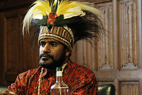 Benny Wenda (Wikipedia)