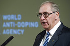 President of the World Anti-Doping Agency, WADA, Australian John Fahey (AAP)