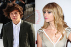 Harry Styles and Taylor Swift (AAP)
