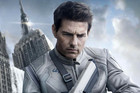Tom Cruise in Oblivion poster art