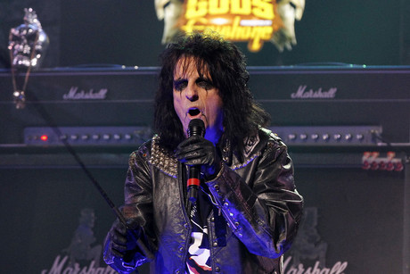 Alice Cooper (Reuters)