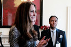 The Duchess of Cambridge at a recent public appearance (AAP)