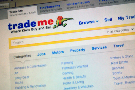 Trade Me's board declared an interim dividend of 7.5 cents per share