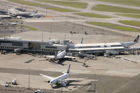Auckland International Airport (file)
