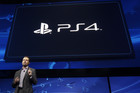 Sony Computer Entertainment group CEO Andrew House at the PlayStation 4 launch event (Reuters)
