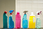 Many of the chemicals are used every day in our homes, schools and offices (file)
