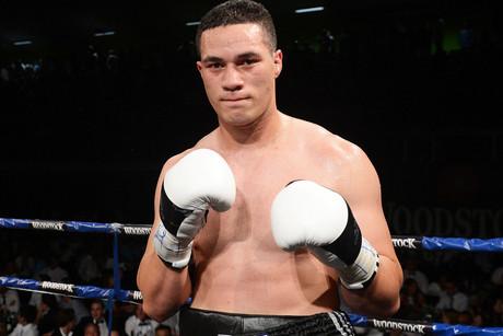 Kiwi heavyweight Joseph Parker (photosport file)