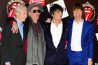 The Rolling Stones (AAP file)