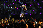 Beyonce performing at the Super Bowl 2013 (Reuters)