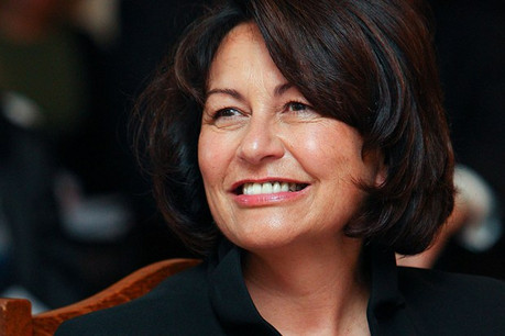 Education Minister Hekia Parata announced the opening of Auckland's Hobsonville Point Primary School (Getty)