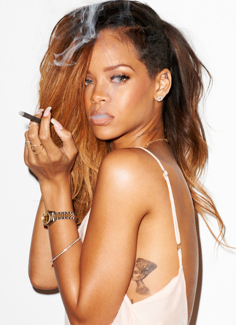 Rihanna (Terry Richardson)